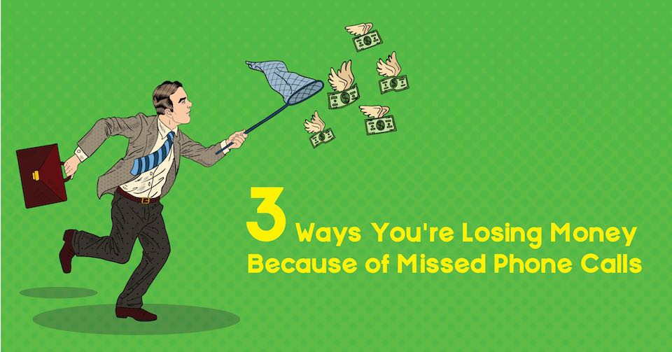 3 Ways Your Phone is Losing You New Business and Customers