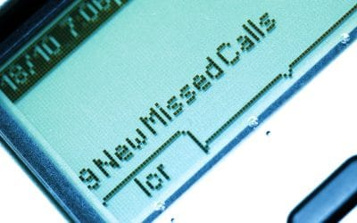 The real cost of missing a call